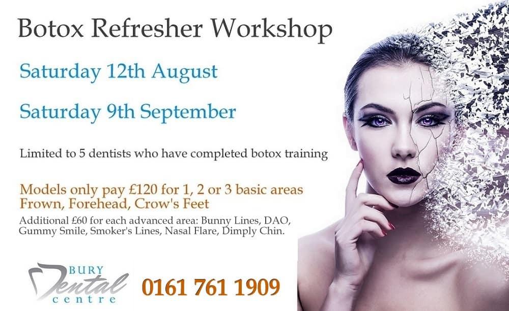 Botox Refresher Workshop