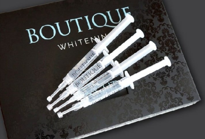 Boutique Whitening 4 gel top up