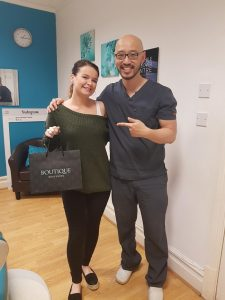 Boutique Whitening Bury