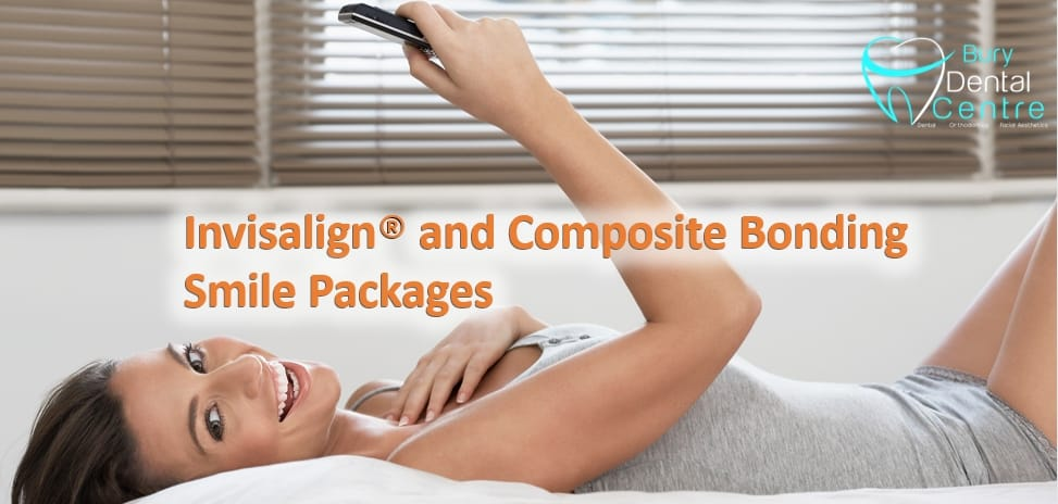 Invisalign and Composite Bonding Smile Packages